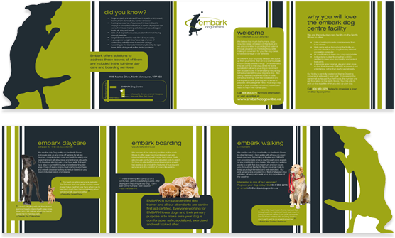 franchise brochure