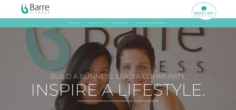 franchise website design, franchise website design Canada, franchise website design US